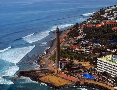 SAVE MASPALOMAS, CANARY ISLANDS